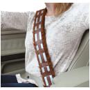 Lazerbuilt Star Wars Chewbacca Seat Belt Cover