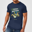 universal-monsters-der-schrecken-vom-amazonas-vintage-poster-herren-t-shirt-navy-blau-s-marineblau
