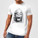 universal-monsters-der-schrecken-vom-amazonas-portrait-herren-t-shirt-wei-s-wei-