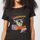 universal-monsters-frankenstein-vintage-poster-damen-t-shirt-schwarz-s-schwarz
