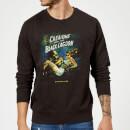 universal-monsters-der-schrecken-vom-amazonas-vintage-poster-pullover-schwarz-s-schwarz