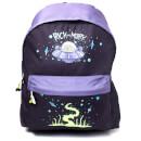 rick-and-morty-placement-printed-backpack-black, 34.99 EUR @ sowaswillichauch-de