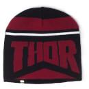 Marvel Thor Men's Beanie Hat - Black Negro Talla única
