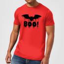boo-bat-men-s-t-shirt-red-xxl-rot
