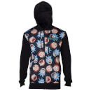 rick-and-morty-men-s-pattern-printed-zip-through-hoody-black-s-schwarz