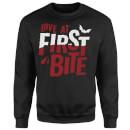 love-at-first-bite-sweatshirt-black-s-schwarz