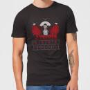 universal-monsters-dracula-christmas-herren-t-shirt-schwarz-s-schwarz