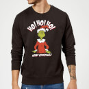 the-grinch-ho-ho-ho-smile-weihnachtspullover-schwarz-m-schwarz