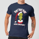 the-grinch-ho-ho-ho-mens-christmas-t-shirt-navy-blau-s-marineblau