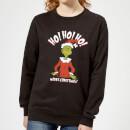 the-grinch-ho-ho-ho-smile-damen-weihnachtspullover-schwarz-m-schwarz
