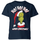 the-grinch-ho-ho-ho-kinder-christmas-t-shirt-navy-blau-7-8-jahre-marineblau