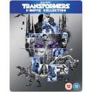 Paramount Home Entertainment Transformers Colección 1-5 - Steelbook Edición Limitada Exclusivo de Zavvi
