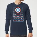 marvel-avengers-captain-america-pixel-art-weihnachtspullover-navy-blau-s-marineblau