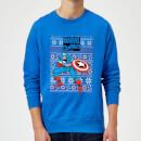 marvel-avengers-captain-america-christmas-sweatshirt-royal-blue-xxl-royal-blue