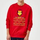marvel-avengers-iron-man-pixel-art-christmas-sweatshirt-red-m-rot