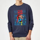 marvel-avengers-thor-weihnachtspullover-navy-blau-xxl-marineblau