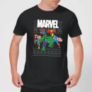 marvel-avengers-group-men-s-christmas-t-shirt-black-s-schwarz