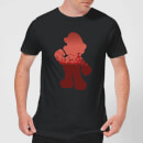 nintendo-super-mario-silhouette-men-s-t-shirt-black-5xl-schwarz