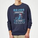 rick-and-morty-christmas-mr-meeseeks-pain-pullover-navy-blau-s-marineblau
