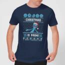 rick-and-morty-christmas-mr-meeseeks-pain-herren-t-shirt-navy-blau-s-marineblau