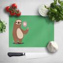 sloth-hi-chopping-board