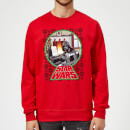 star-wars-a-very-merry-sithmas-sweatshirt-red-s-rot