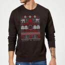 star-wars-merry-sithmas-knit-sweatshirt-black-s-schwarz