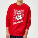 star-wars-let-the-good-times-roll-sweatshirt-red-l-rot
