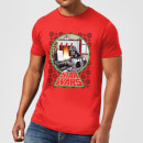 star-wars-a-very-merry-sithmas-men-s-t-shirt-red-s-rot