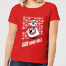 star-wars-let-the-good-times-roll-women-s-t-shirt-red-xs-rot