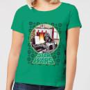 star-wars-a-very-merry-sithmas-women-s-t-shirt-kelly-green-xs-kelly-green