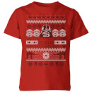 star-wars-i-find-your-lack-of-cheer-disturbing-kids-t-shirt-red-5-6-jahre-rot