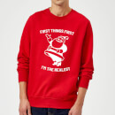 first-things-first-i-m-the-realest-christmas-sweatshirt-red-l-rot