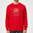 up-to-snow-good-christmas-sweatshirt-red-s-rot