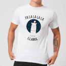 fa-la-la-la-llama-men-s-christmas-t-shirt-white-xl-wei-
