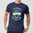 it-s-the-most-wonderful-time-for-a-beer-men-s-christmas-t-shirt-navy-s-marineblau