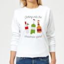 getting-into-the-christmas-spirit-women-s-christmas-sweatshirt-white-m-wei-