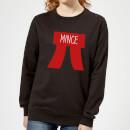 mince-pi-women-s-christmas-sweatshirt-black-m-schwarz