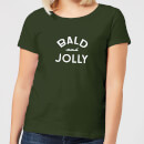 bald-and-jolly-women-s-christmas-t-shirt-forest-green-s-forest-green