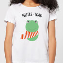 mistle-toad-women-s-christmas-t-shirt-white-m-wei-