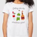 getting-into-the-christmas-spirit-women-s-christmas-t-shirt-white-m-wei-