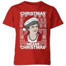 christmas-means-christmas-kids-christmas-t-shirt-red-5-6-jahre-rot, 17.99 EUR @ sowaswillichauch-de