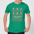 flossing-through-the-snow-men-s-t-shirt-kelly-green-s-kelly-green