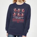 flossing-through-the-snow-women-s-sweatshirt-navy-xs-marineblau