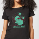totally-rad-christmas-women-s-t-shirt-black-xs-schwarz