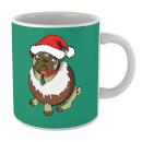 christmas-puggin-mug