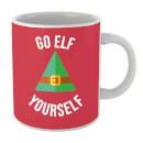 bad-kitty-go-elf-yourself-mug