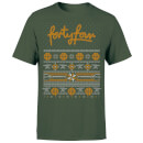 how-ridiculous-forty-four-knit-men-s-christmas-t-shirt-forest-green-l-forest-green