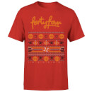 how-ridiculous-forty-four-knit-men-s-christmas-t-shirt-red-l-rot
