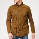 Barbour International Men's Lockseam Casual Jacket - Dark Sand